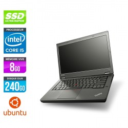 Lenovo ThinkPad T440P - Ubuntu / Linux