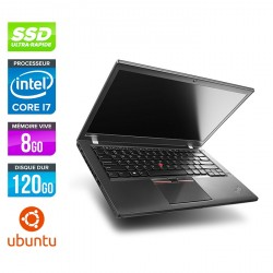 Lenovo ThinkPad T450s - Ubuntu / Linux