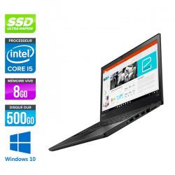 Lenovo ThinkPad T470 - Windows 10