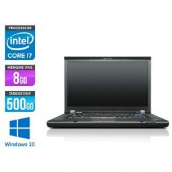 Lenovo ThinkPad W520 - Windows 10