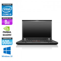 Lenovo ThinkPad W530 - Windows 10