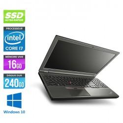 Lenovo ThinkPad W541 - Windows 10