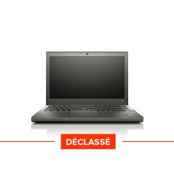 Lenovo ThinkPad X240 - Déclassé
