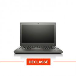 Lenovo ThinkPad X240 - Windows 10 - Déclassé