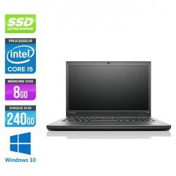 Lenovo ThinkPad T440s - Windows 10