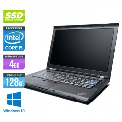 Lenovo ThinkPad T410S - Windows 10
