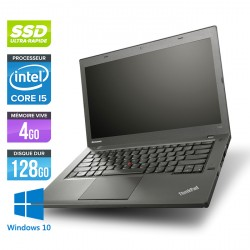 Lenovo ThinkPad T440 - Windows 10