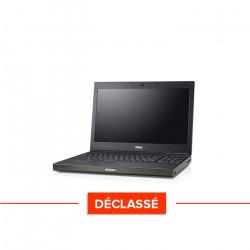 Dell Precision M4800 - Windows 10 - Déclassé