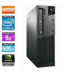 Lenovo ThinkCentre M81 SFF - Gamer