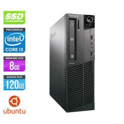 Lenovo ThinkCentre M82 DT - Ubuntu / Linux