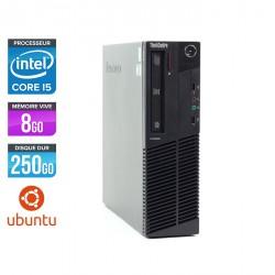 Lenovo ThinkCentre M91P SFF - Ubuntu / Linux