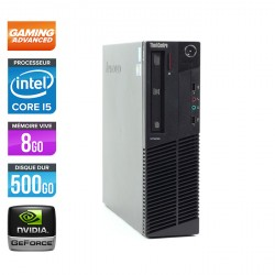Lenovo ThinkCentre M91P SFF - Gamer