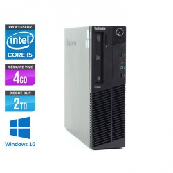Lenovo ThinkCentre M92P SFF - Windows 10