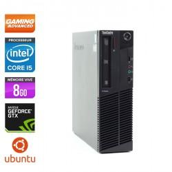 Lenovo ThinkCentre M92P SFF - Gamer - Ubuntu / Linux