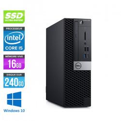 Dell Optiplex 5060 SFF - Windows 10