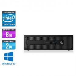 HP EliteDesk 800 G1 SFF - Windows 10