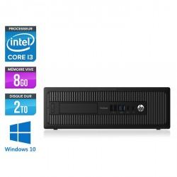 HP ProDesk 600 G1 DT - Windows 10