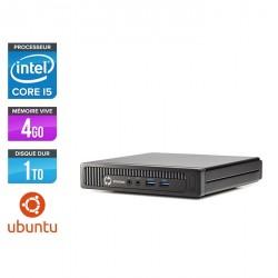HP EliteDesk 800 G1 DM - Ubuntu / Linux