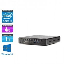 HP EliteDesk 800 G1 DM - Windows 10