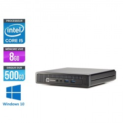 HP EliteDesk 800 G1 DM - Windows 10