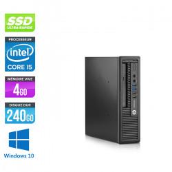 HP EliteDesk 800 G1 USFF - Windows 10