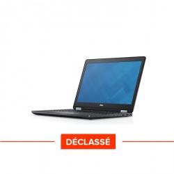 Dell Latitude 5580 - Windows 10 - Déclassé
