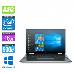HP Spectre x360 Convertible 13-aw2006nf - Windows 10