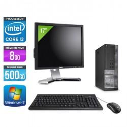 Dell Optiplex 7020 SFF + Ecran 17''