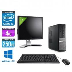 Dell Optiplex 790 Desktop - Windows 10 + Ecran 17''