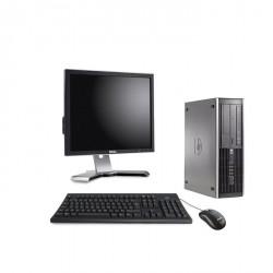 HP Elite 8100 SFF + Ecran 17''
