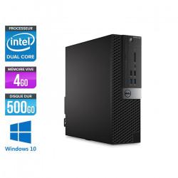 Dell Optiplex 5050 SFF - Windows 10
