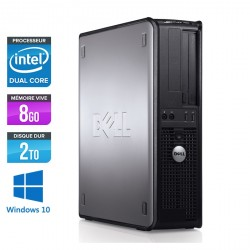 Dell Optiplex 780 DT - Windows 10