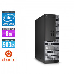 Dell Optiplex 3020 SFF - Ubuntu / Linux