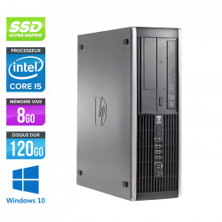 HP 6200 Pro SFF - Windows 10