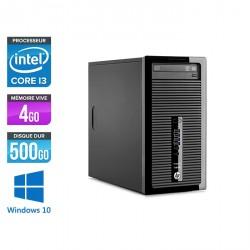 HP ProDesk 400 G3 Tour - Windows 10