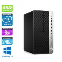 HP ProDesk 600 G5 Tour - Windows 10