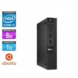 Dell Optiplex 3020 Micro - Ubuntu / Linux