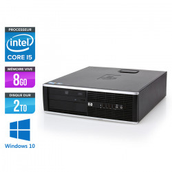 HP 6300 Pro SFF - Windows 10