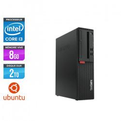 Lenovo ThinkCentre M710S SFF - Ubuntu / Linux