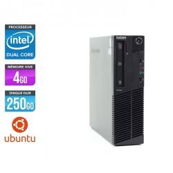 Lenovo ThinkCentre M82 SFF - Linux