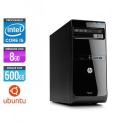 HP Pro 3500 Tour - Ubuntu / Linux