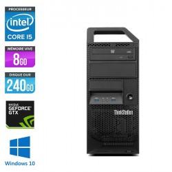 Lenovo ThinkStation E32 Tour - Windows 10