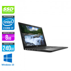 Dell Latitude 7490 - Windows 10
