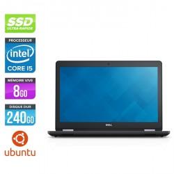 Dell Latitude E5570 - Ubuntu / Linux