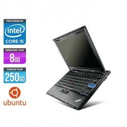 Lenovo ThinkPad X201 - Ubuntu / Linux