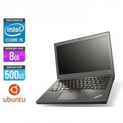 Lenovo ThinkPad X250 - Ubuntu / Linux