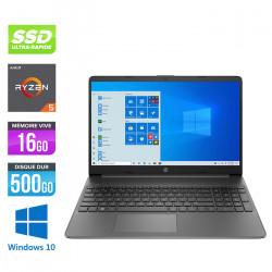 HP Laptop 15s-eq0080nf - Windows 10