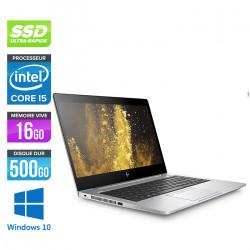 HP EliteBook 830 G6 - Windows 10