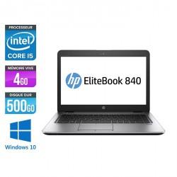 HP EliteBook 840 - Windows 10