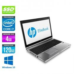 HP EliteBook 8570P - Windows 10